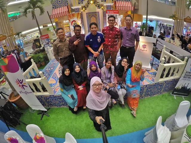 iftar bersama blogger