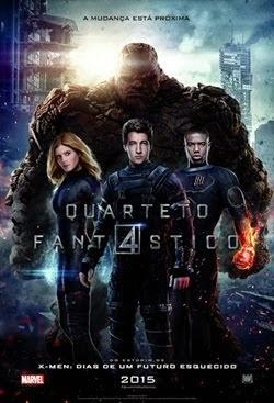 Em Breve: Quarteto Fantástico