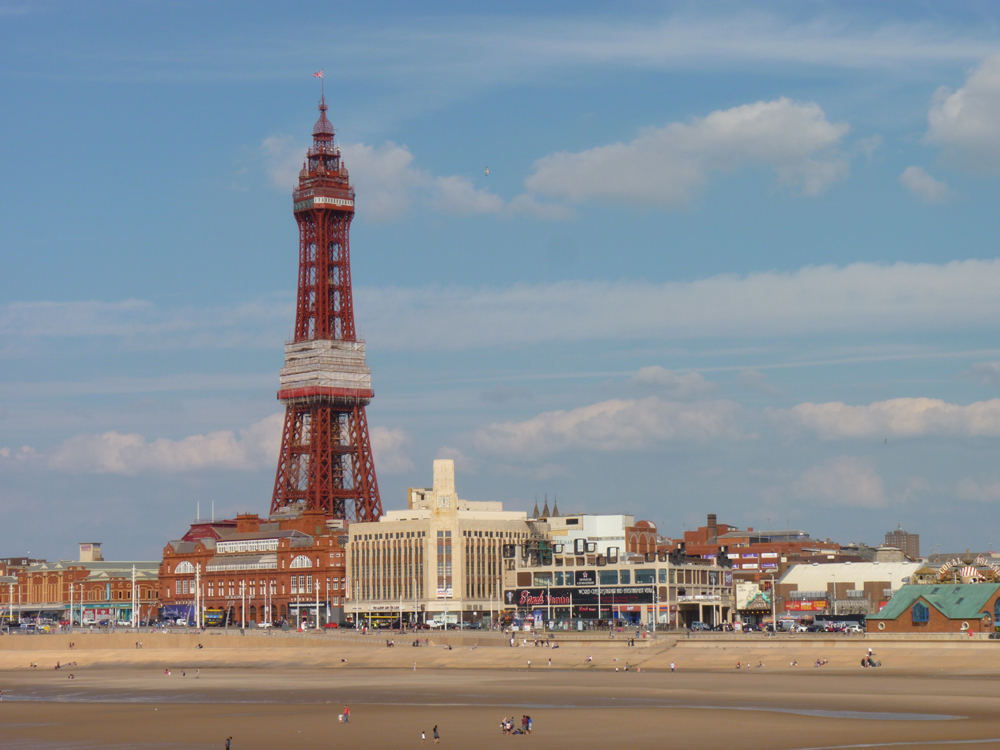 Middle of Nowhere: Unusually in Blackpool