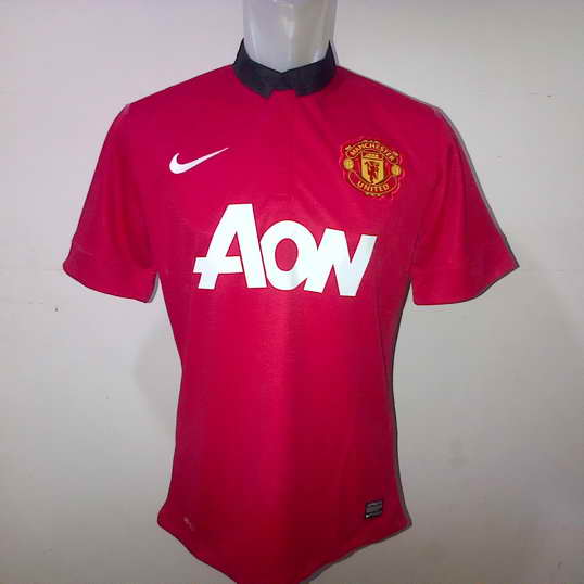 Manchester United Jersey home