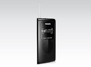 Radio Philips AE1500 z Biedronki
