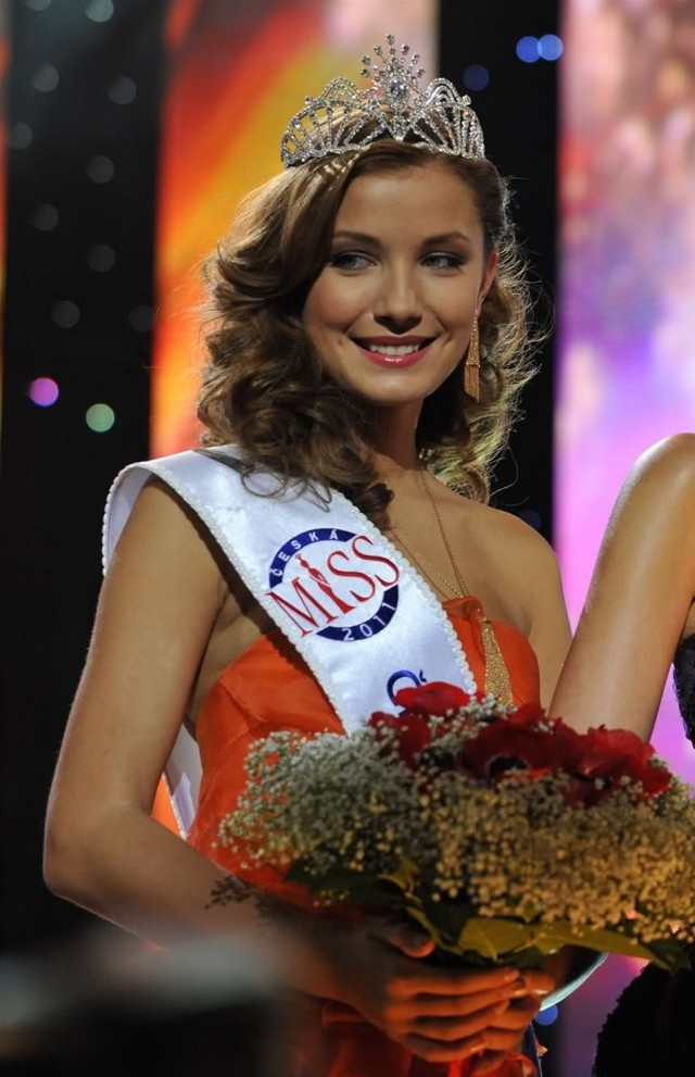 Sarka Cojocarova,Miss Earth Czech Republic 2011