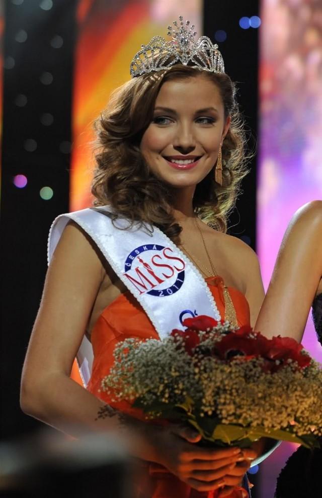 Sarka Cojocarova,Miss Earth Czech Republic 2011