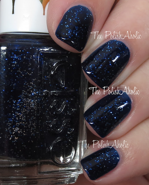 Essie Starry Starry Night Swatch & Review