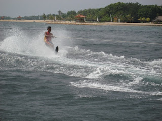 Water Skiing Water Sports Bali Tours Packages