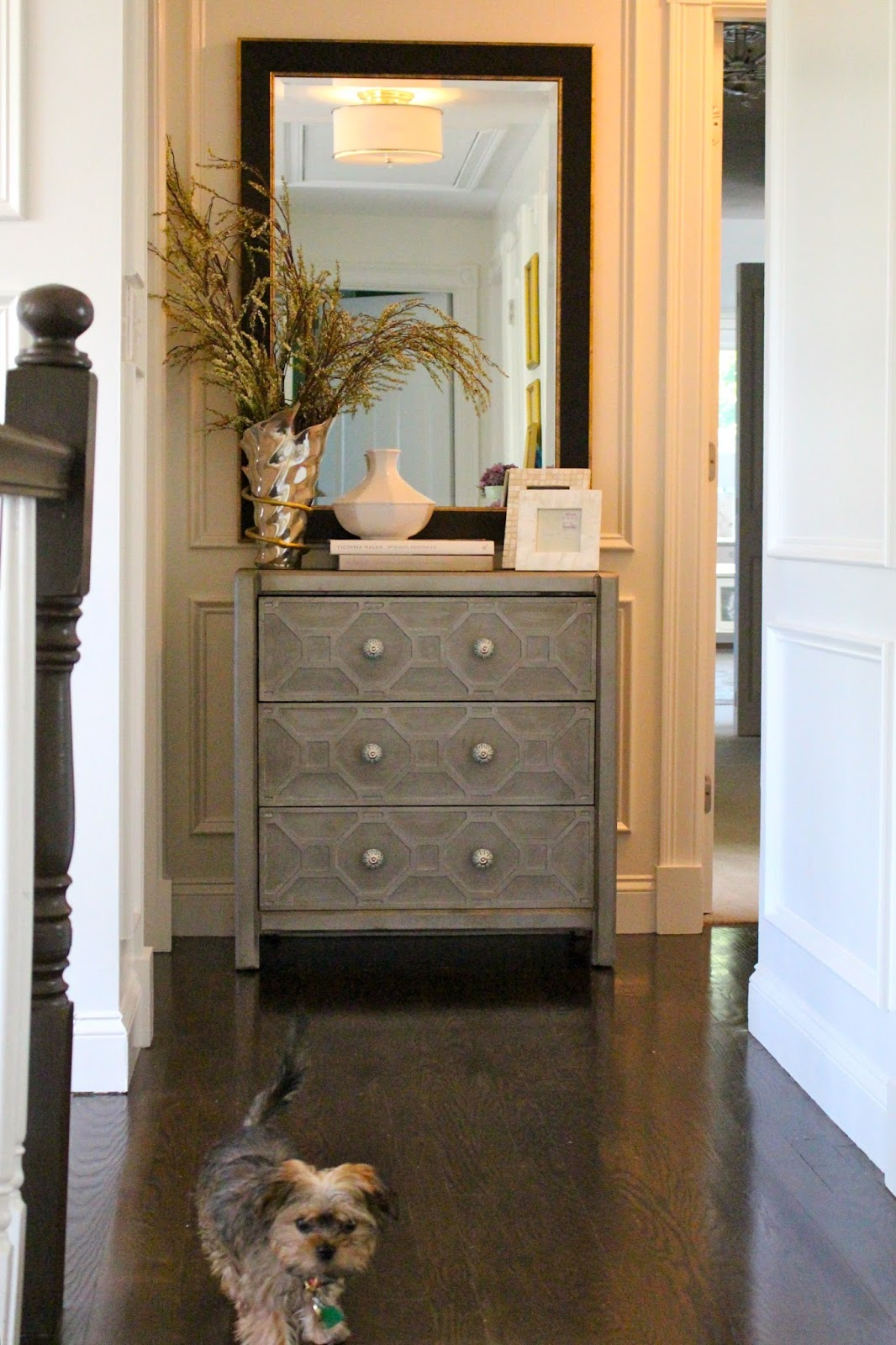 Wednesday  June 24  2015. South Shore Decorating Blog  Home Goods to the Rescue  My Foyer