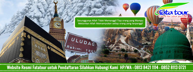 Umroh Murah Promo Seindonesia - Fatatour 081384211114