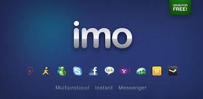 تحميل تطبيق ايمو IMO الجديد للهواتف الذكية الاندرويد