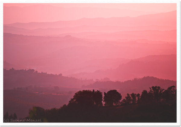 Psynopsis Sunrise Tuscany