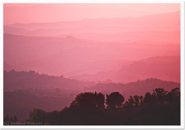Psynopsis Sunrise Tuscany