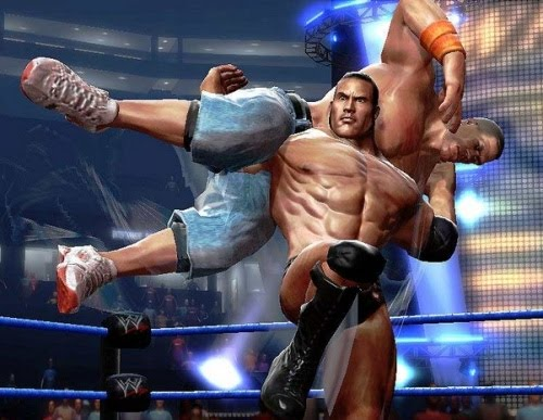 Juego WWE All Stars para Facebook