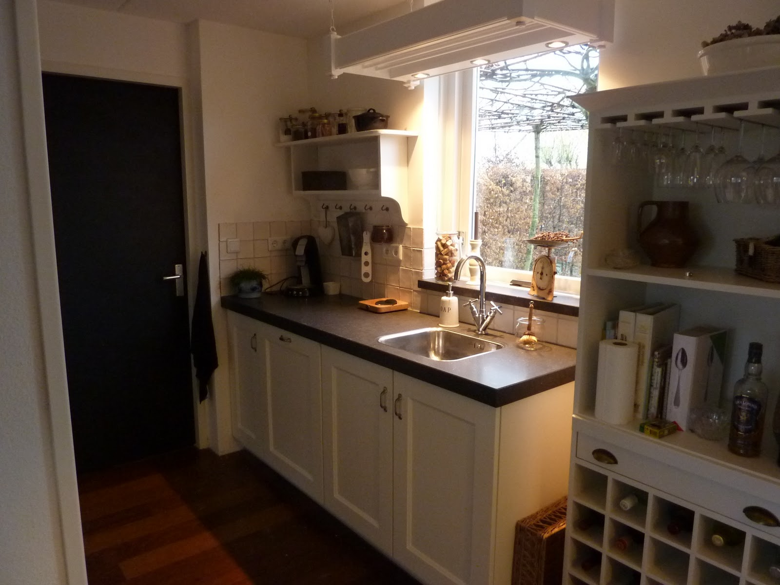 Wonen in zeeland december 2011 - Nieuwe keuken ...