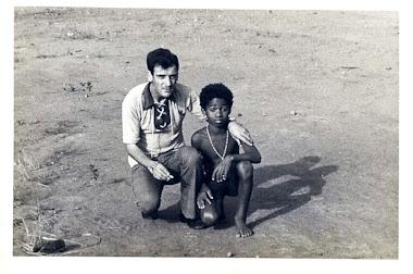 José barbosa e Cherno Baldé