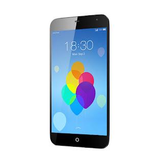 Spesifikasi Harga Meizu MX3 Black Smartphone [16 GB]
