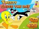 Tweety Saves The Day