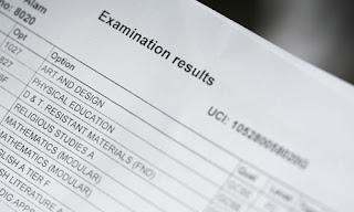 fall in GCSE 2012