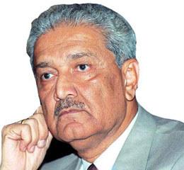 Dr. Abdul Qadeer Khan - Pakistan Famous Scientists