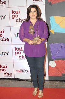 Pix: Celebs at Premiere of 'Kai Po Che!'