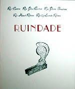 RUINDADE - A.A. V.V. - POESIA - 150 EXEMPLARES