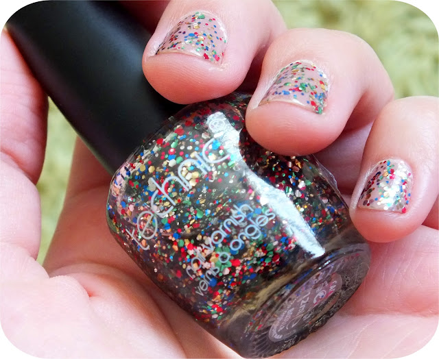 Opi Rainbow Connection Dupe