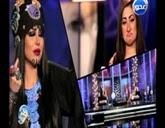 - -  حليمة بولند  و المطربة بوسى فى سر حليمة الجمعة 3-7-2015