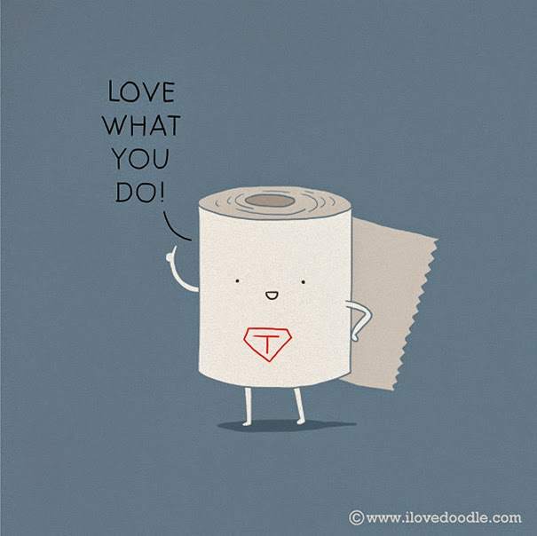Awesome Cute Pun Illustrations Of Everyday Objects By Heng Swee Lim