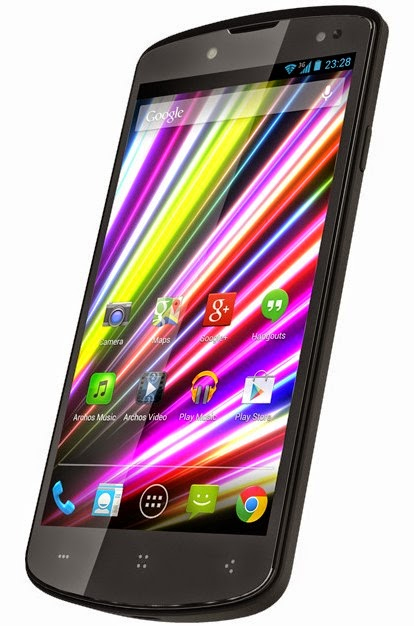 Archos 50 Oxygen With 5 inch