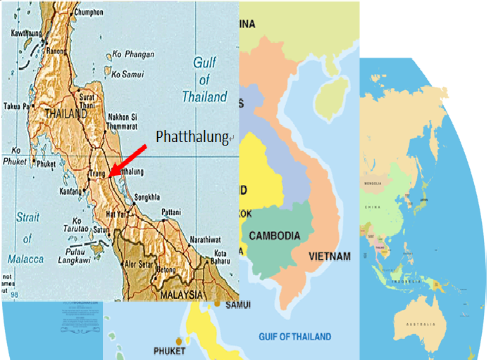 Phatthalung Thailand  City new picture : will be going to Phatthalung, Thailand, in the morning to attend an ...
