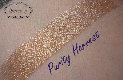 Innocent Twisted Alchemy Purity Harvest Swatch