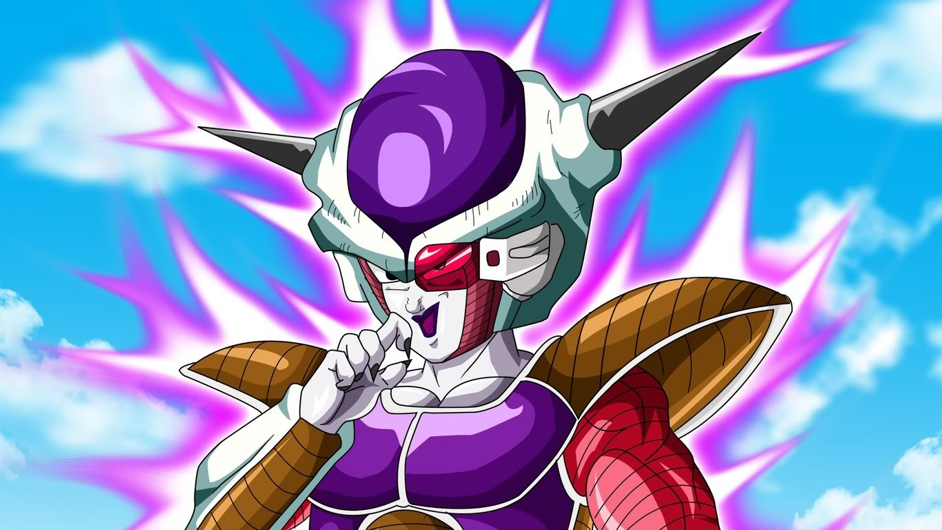 DRAGON BALL Z WALLPAPERS: Frieza first form