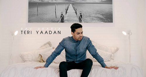 teri yaadan lyrics  hd video  pav dharia