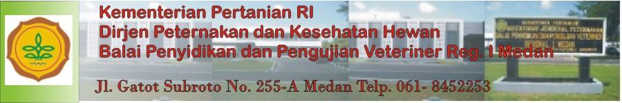 BPPV Regional 1 Medan