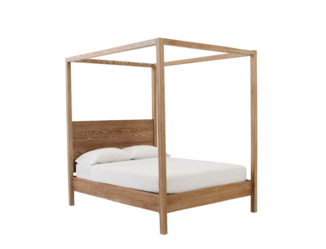 Architecture Queen Bed7