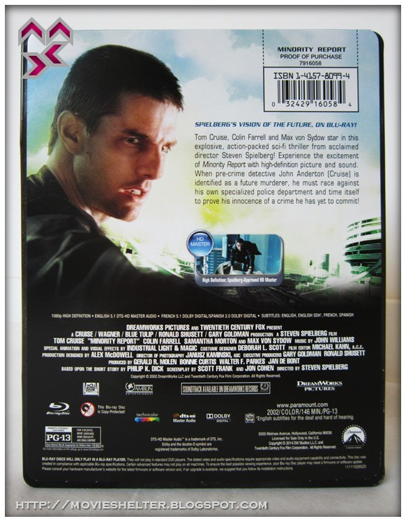 minority report book amazon Amazoncom: minority report minority report is a solid  book depository books with free delivery worldwide:.