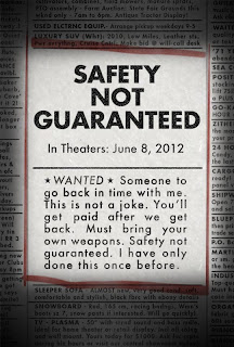 Watch Safety Not Guaranteed Movie Online Free 2012