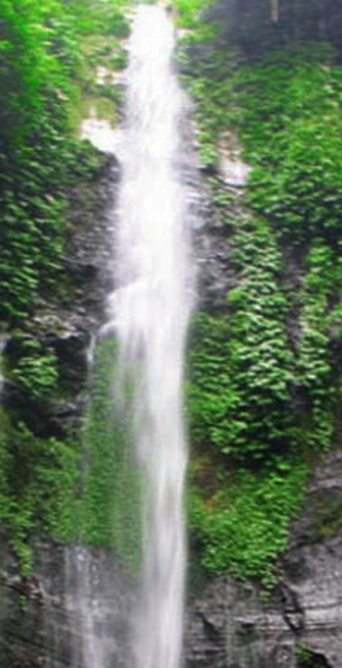 Tempat Wisata di Semarang Curug Benowo