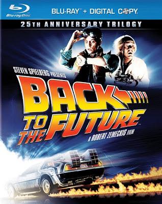 Back To The Future (1985) 720p BRRip 901MB mkv Dual Audio