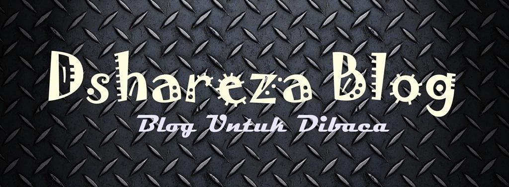 Dshareza Blog