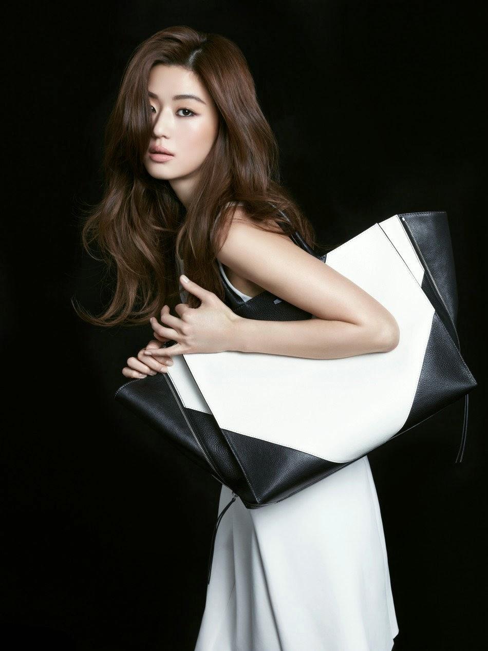 Jeon Ji Hyun - Rouge & Lounge SS 2014