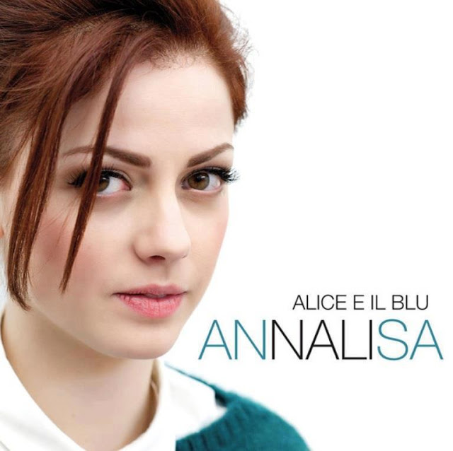 Testo download Alice e il blu - Annalisa