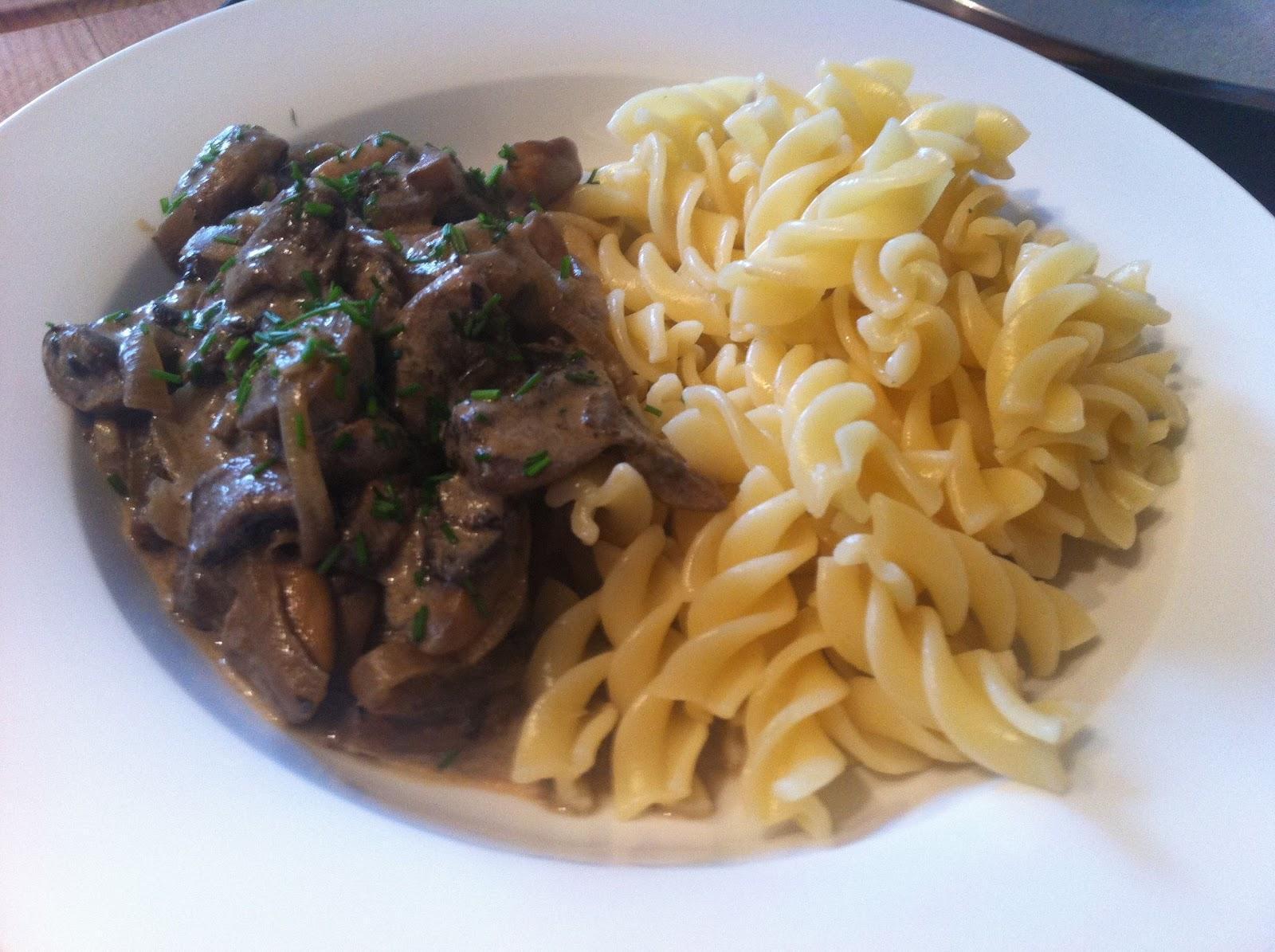 Mushroom Stroganoff Soup, Improved Recipes — Dishmaps
