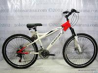 Sepeda Gunung Darson DS2619 21 Speed Shimano 20 Inci