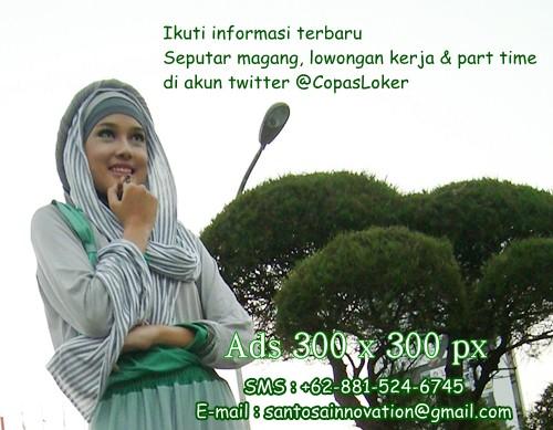 Loker Cirebon & Bandung PT. Dima Indonesia Maret 2013