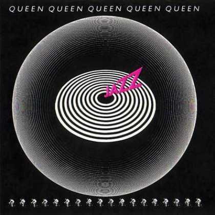 Album Cover GalleryQueen Album Covers Robot
