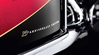 Victory 15th Anniversary Cross Country Tour Limited Edition (2013) Pannier Detail