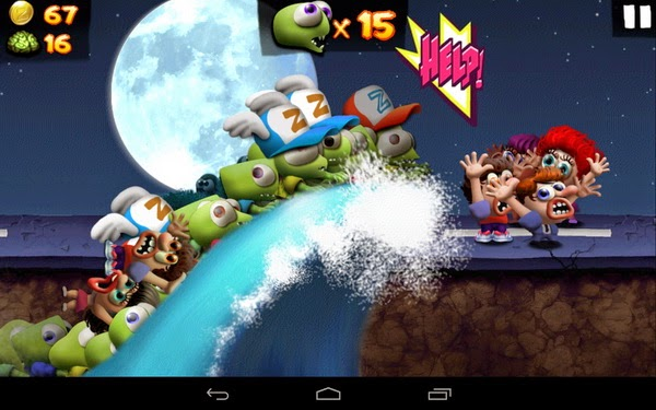 Zombie Tsunami game2
