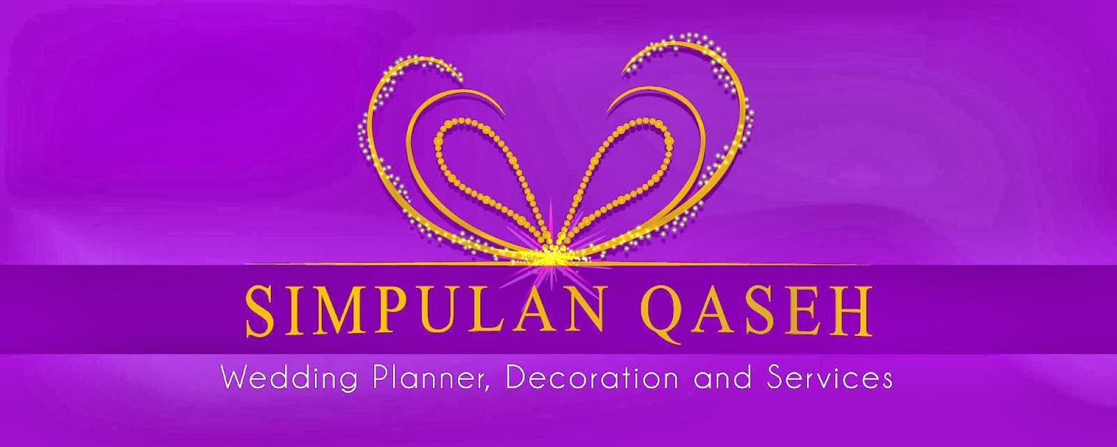 Simpulan Qaseh Wedding Planner