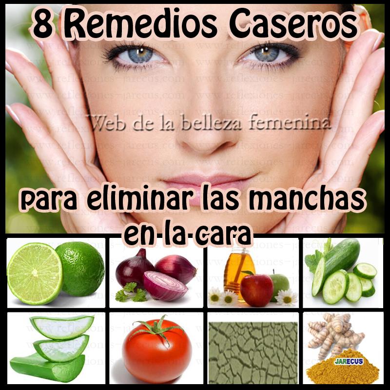Remedios caseros para las manchas en la cara - Salud y belleza