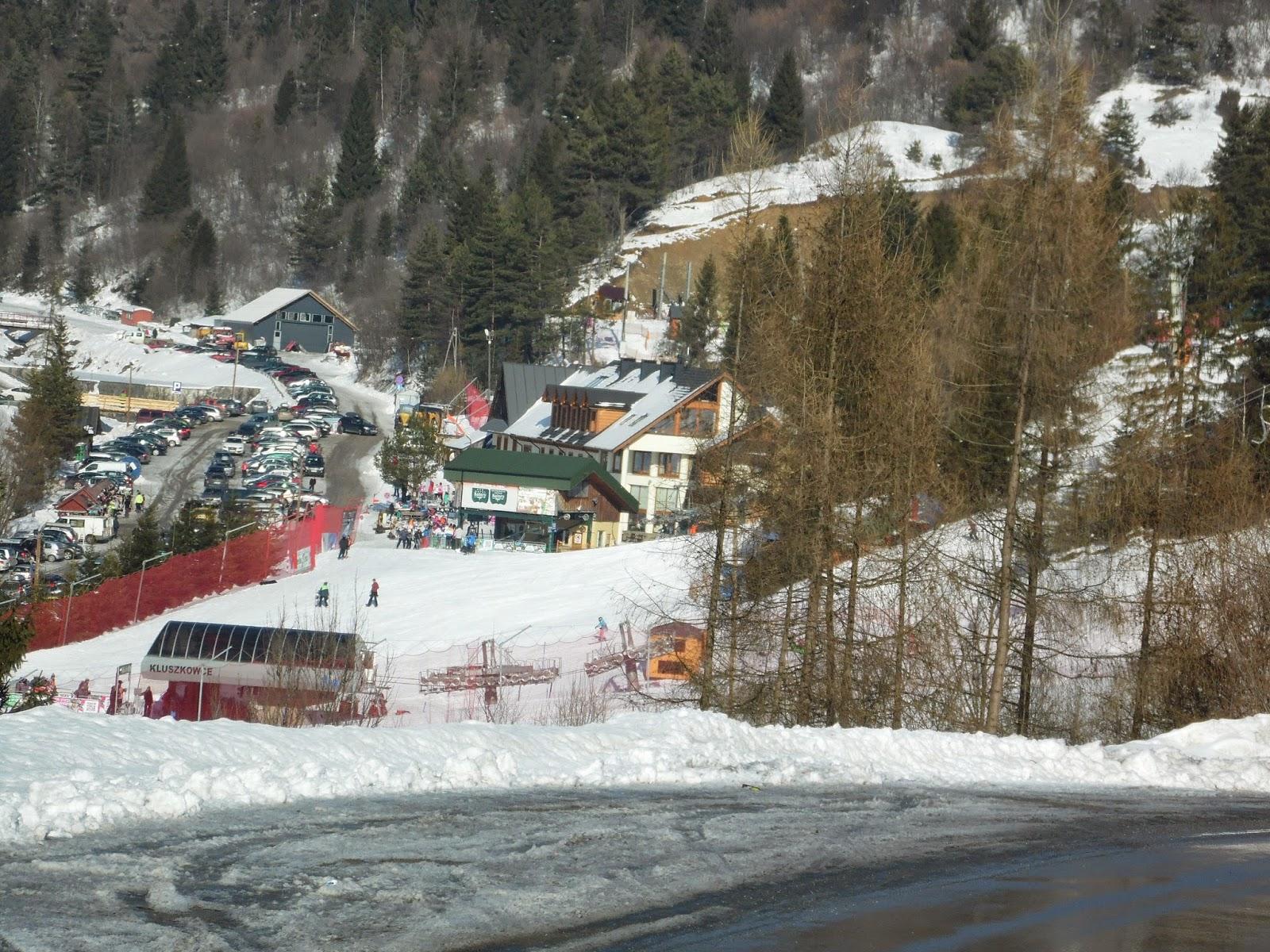 Stacja narciarska Czorsztyn-Ski