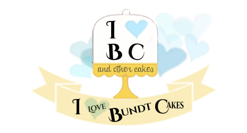 Tambien estoy en I love Bundt Cakes